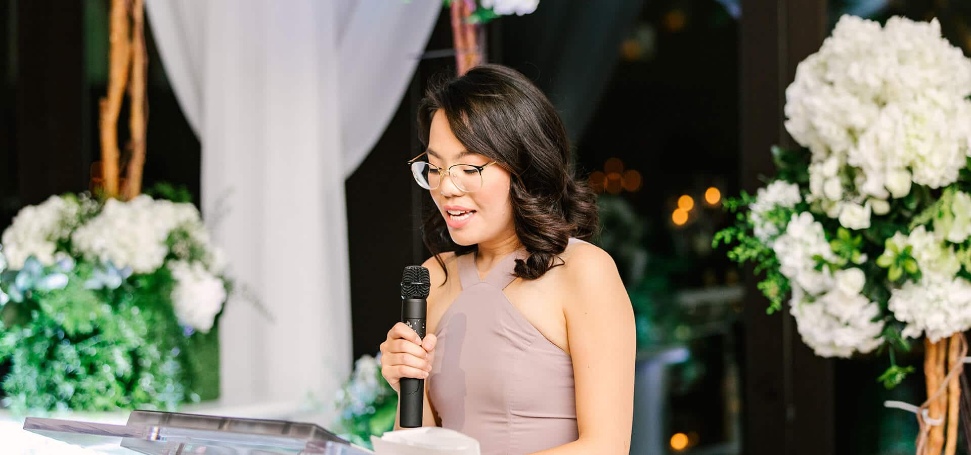 Hero image for 7 Steps to Creating the Perfect Wedding Speech