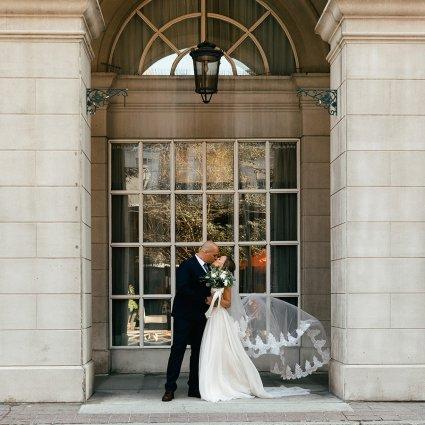 Thumbnail for Megan and Zak's Romantic Distillery Wedding at Archeo