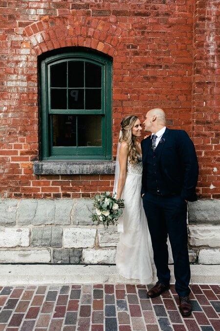 Wedding at Archeo, Toronto, Ontario, Lindsie Grey, 16