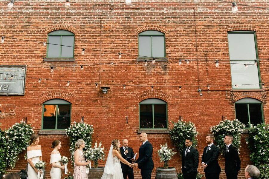 Wedding at Archeo, Toronto, Ontario, Lindsie Grey, 18