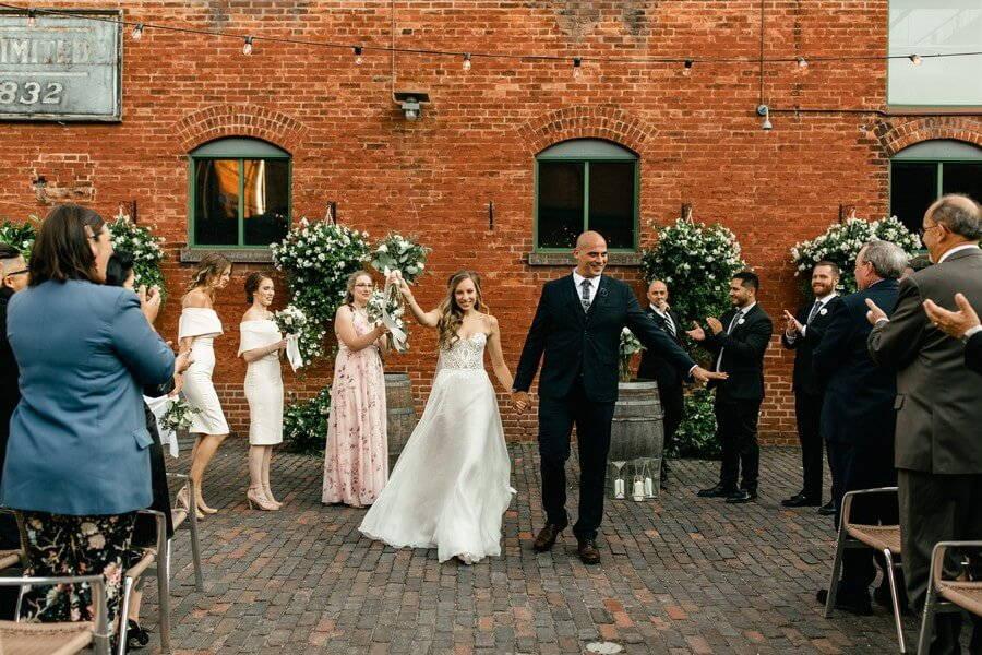 Wedding at Archeo, Toronto, Ontario, Lindsie Grey, 23