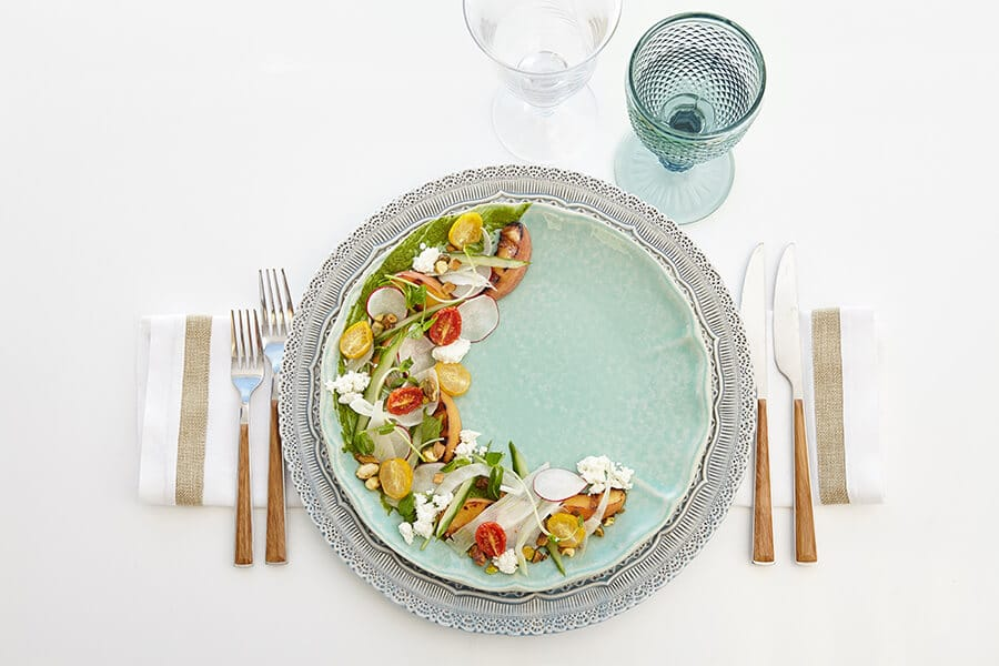 Trendy Catering Dishes