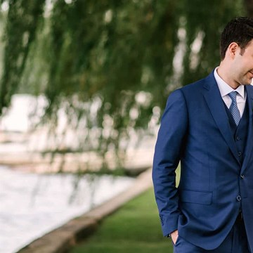 Megan and Santiago's Lakeside Wedding at the Royal Canadian Yacht Club