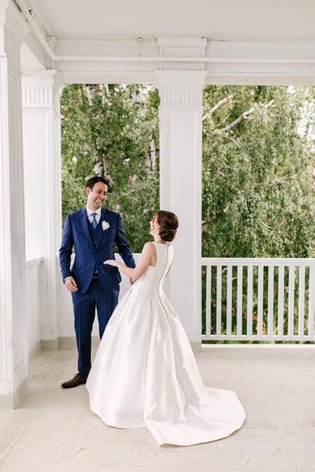 Wedding at Royal Canadian Yacht Club, Toronto, Ontario, Lindsie Grey, 17