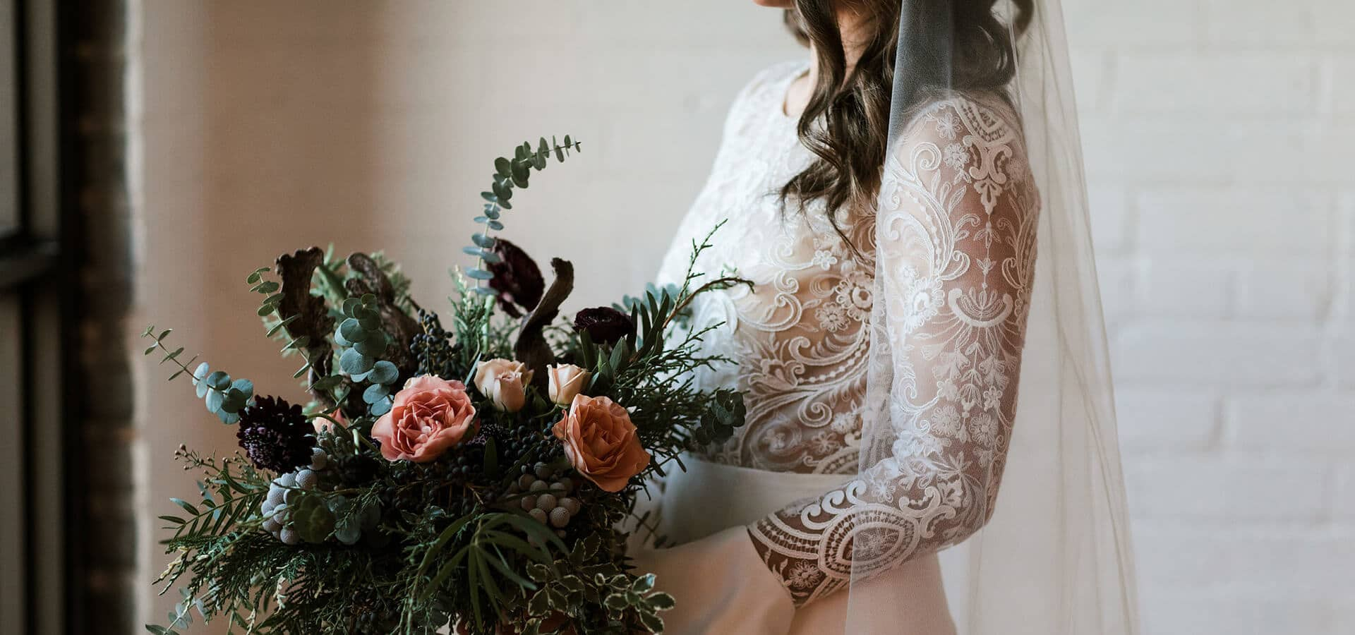 Hero image for 5 Creative Ways To Re-Purpose Your Wedding Dress Once the Big Day is Over