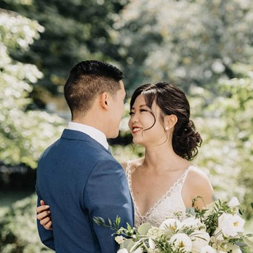 Sonia and Matt's Lush Wedding at The Storys Building