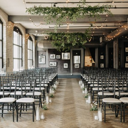 Rainbow Chan Weddings and Events featured in Sonia and Matt's Lush Wedding at The Storys Building