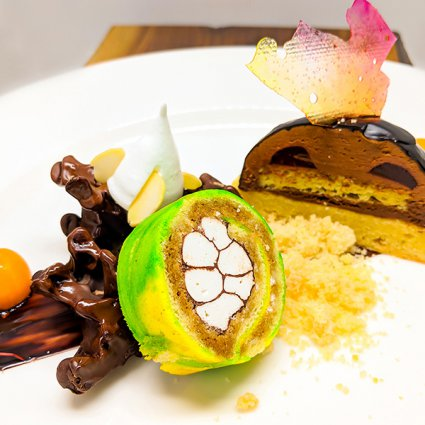 Ma-Ro Catering featured in 14 Delightful Catered Desserts for the 2019 Wedding Season