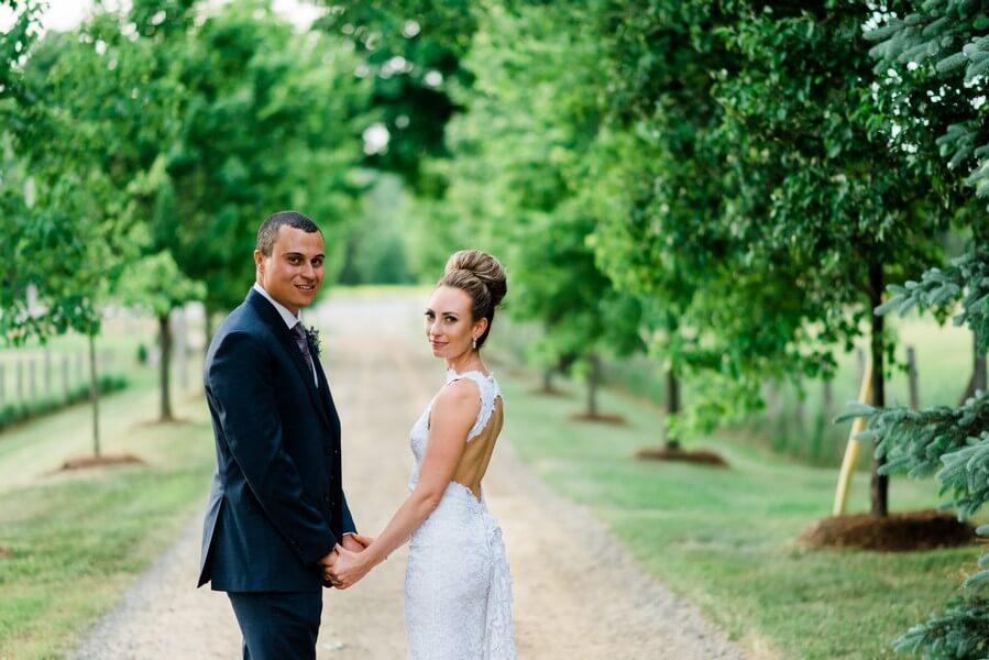 Cambium Farms Wedding