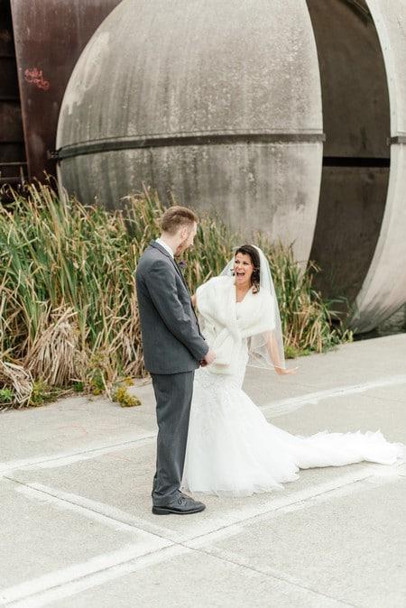 Wedding at Steam Whistle Brewery, Toronto, Ontario, Oak & Myrrh Photography, 28