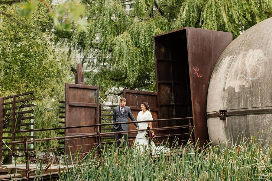 Wedding at Steam Whistle Brewery, Toronto, Ontario, Oak & Myrrh Photography, 26