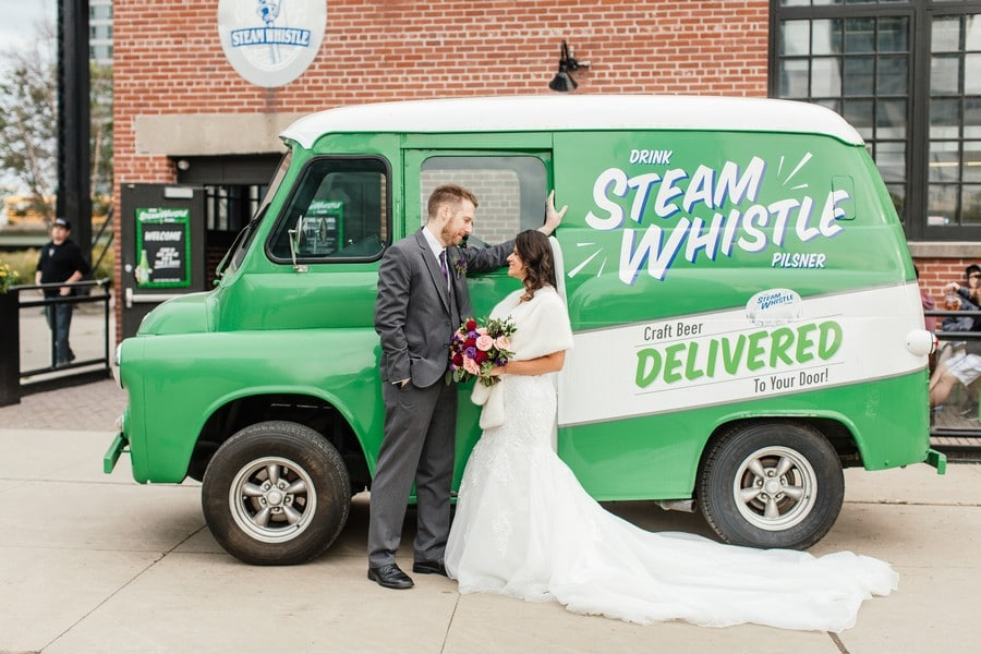 Wedding at Steam Whistle Brewery, Toronto, Ontario, Oak & Myrrh Photography, 31