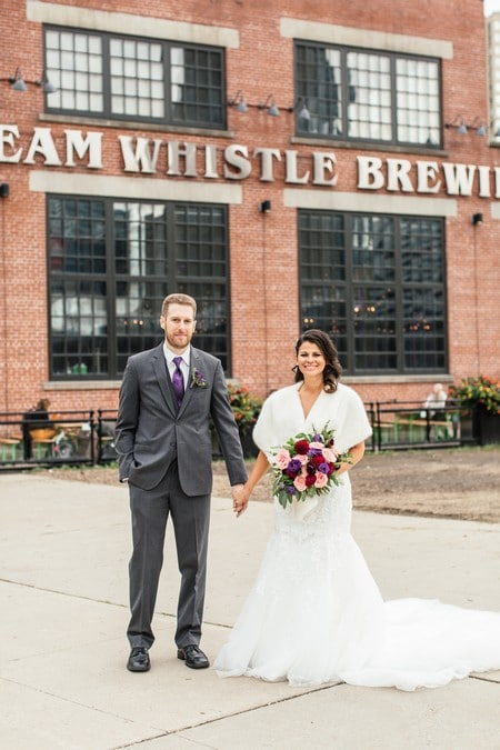 Wedding at Steam Whistle Brewery, Toronto, Ontario, Oak & Myrrh Photography, 32