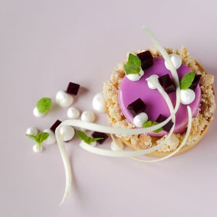 Victor Dries Curated Events featured in 14 Delightful Catered Desserts for the 2019 Wedding Season