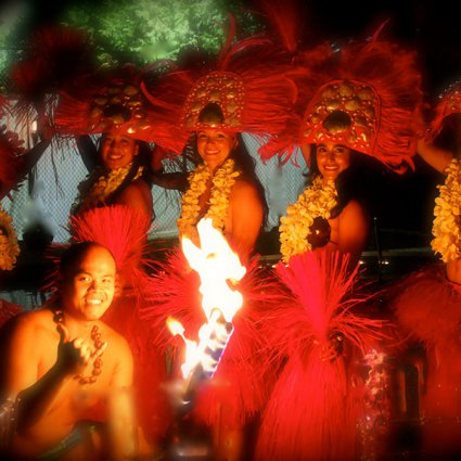 The Hawaiian Dance Company featured in 22 Awesome Entertainment Ideas to Take Your Event to the Next…