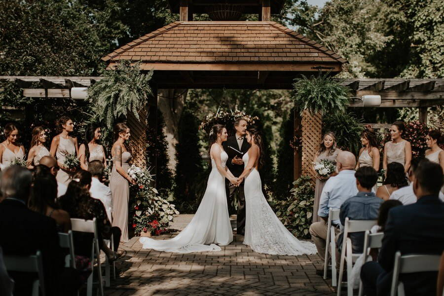 Wedding at The Madison Greenhouse Event Venue, Newmarket, Ontario, Bows & Lavender, 29