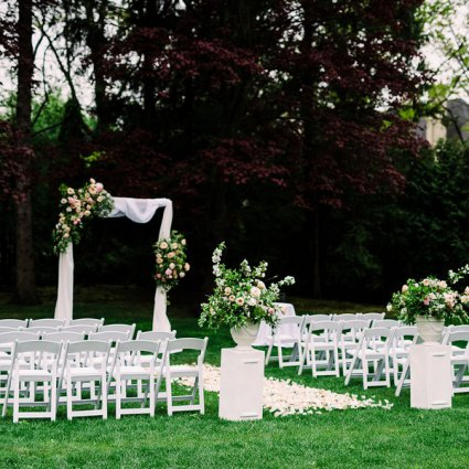 Sweet Woodruff featured in Emma and Xi's Intimate Affair at a Beautiful Private Residenc…