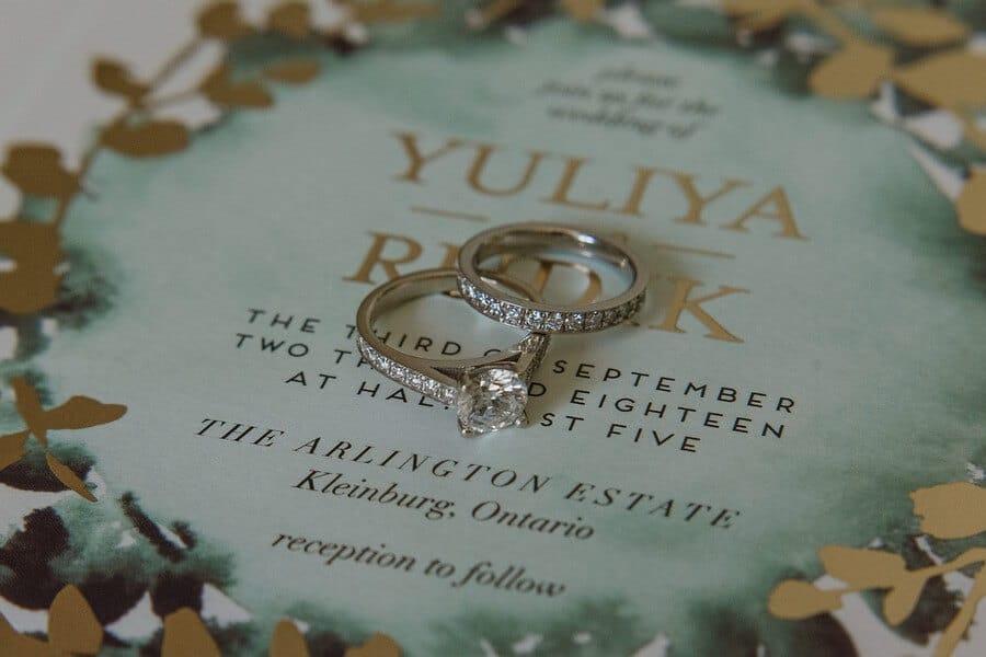 Wedding at The Arlington Estate, Vaughan, Ontario, Niv Shimshon Photography, 1