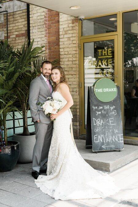 Wedding at The Drake Hotel, Toronto, Ontario, 27
