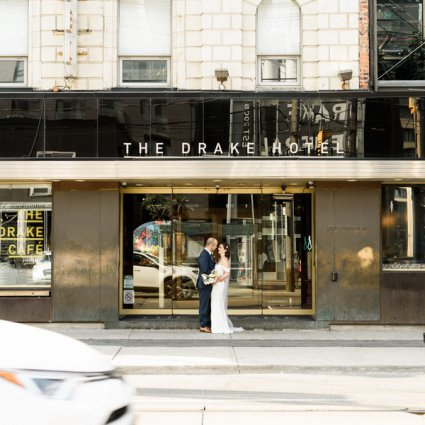 The Drake Hotel featured in A July Pop Up Chapel Presented by Love By Lynzie at The Drake…