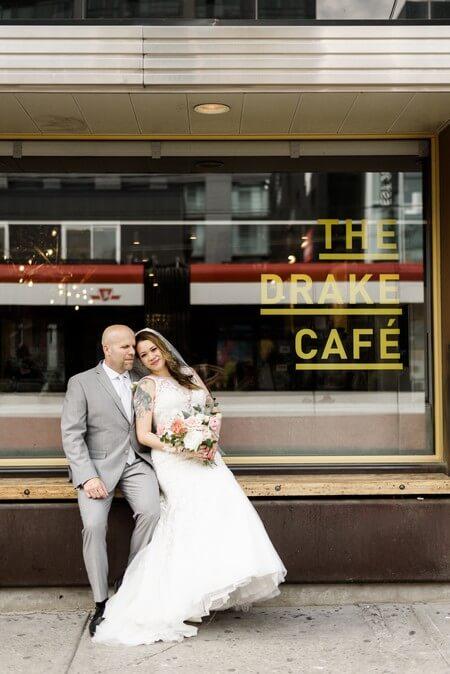 Wedding at The Drake Hotel, Toronto, Ontario, 26