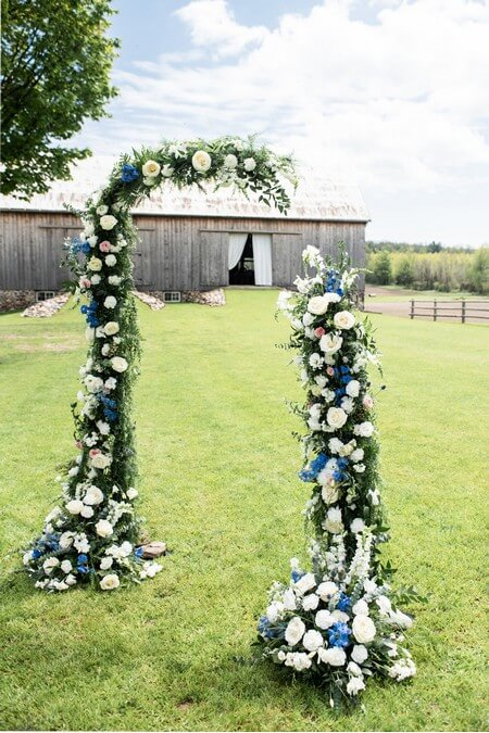 styled shoot country chic wedding inspiration at the barn 1906, 12