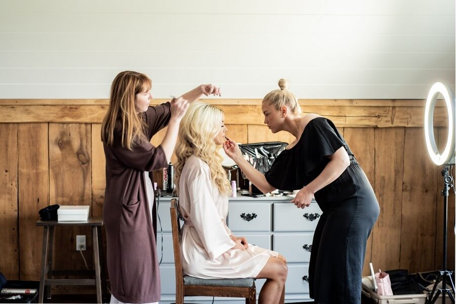 styled shoot country chic wedding inspiration at the barn 1906, 2