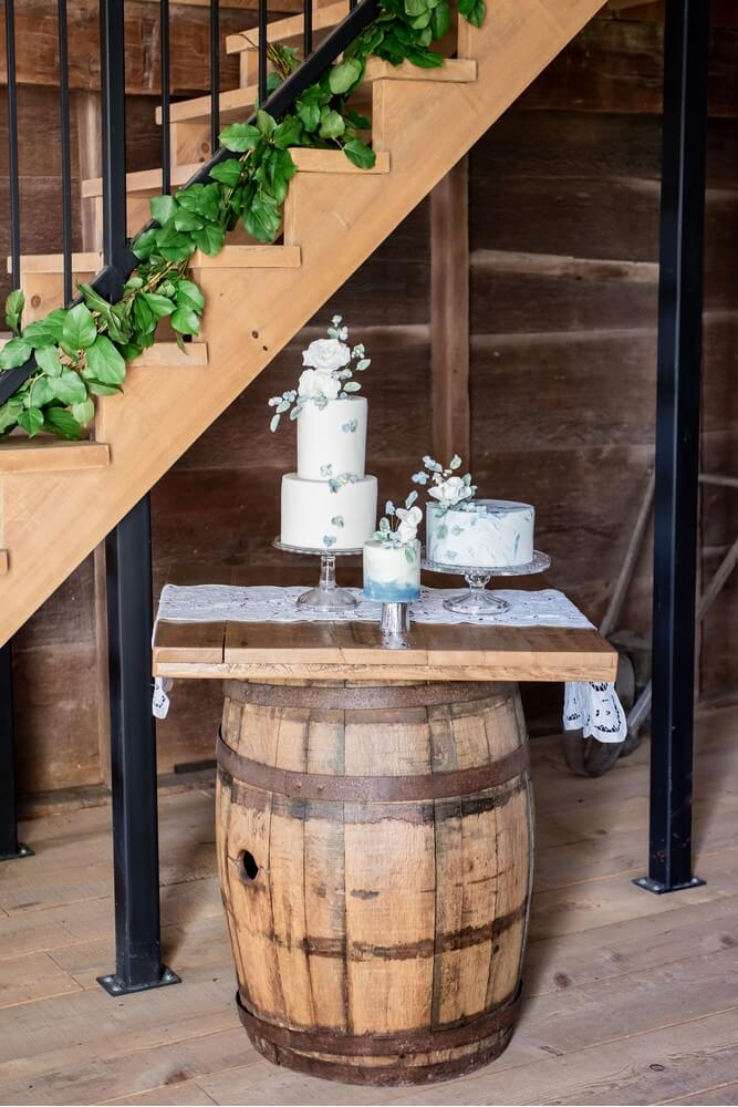styled shoot country chic wedding inspiration at the barn 1906, 22