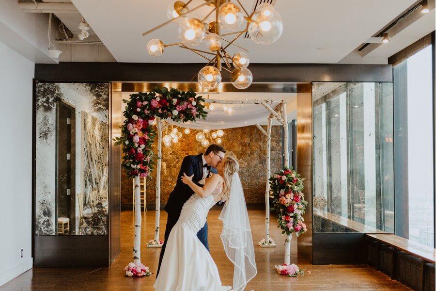 Wedding at Canoe Restaurant & Bar, Toronto, Ontario, Jessilynn Wong Photography, 25