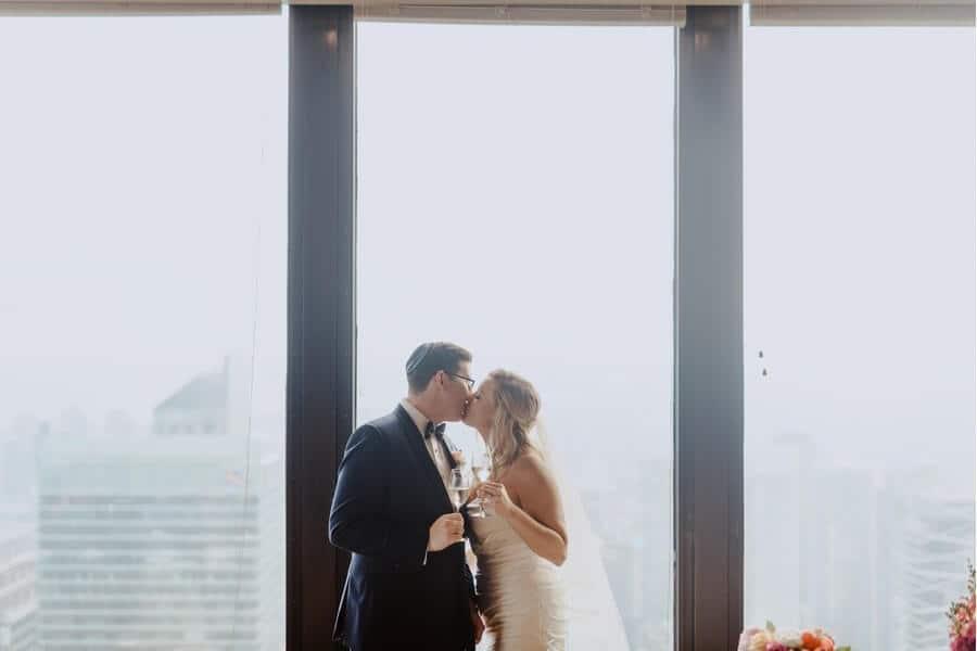 Wedding at Canoe Restaurant & Bar, Toronto, Ontario, Jessilynn Wong Photography, 34