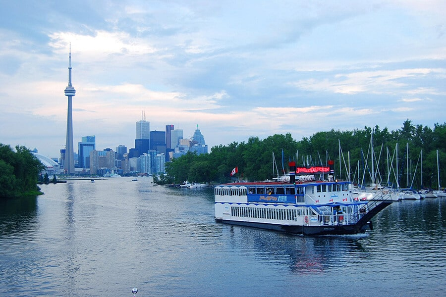 9 toronto cruise lines capable of hosting your epic summer event, 15