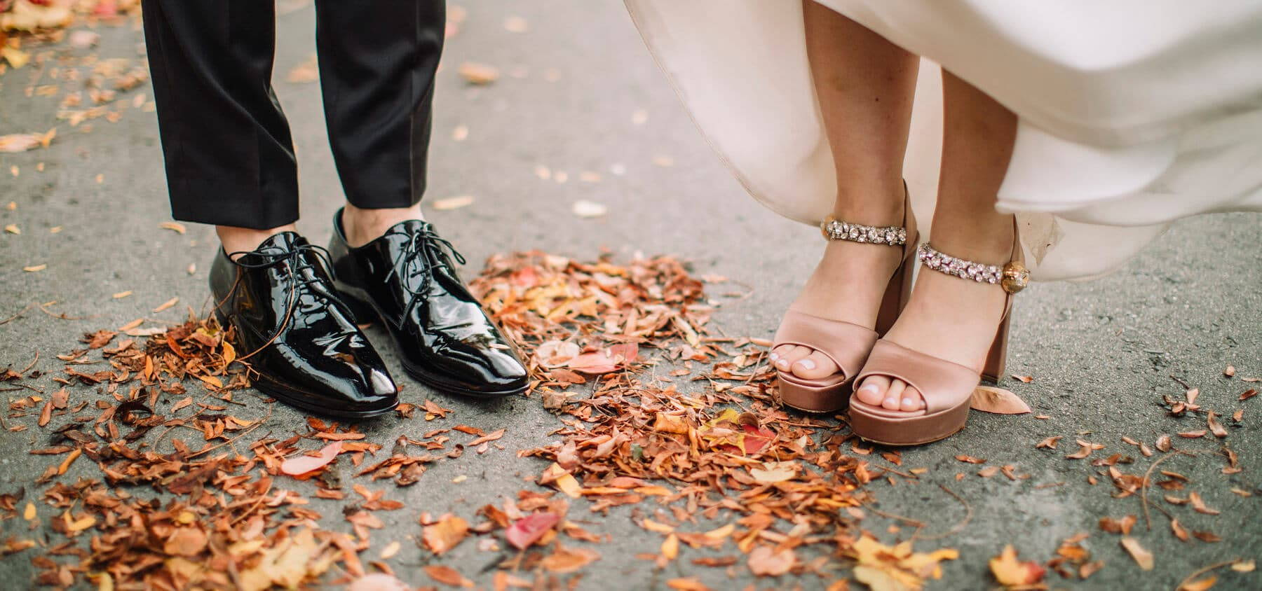 Hero image for 4 Reasons Why You'll Want to Get Hitched in the Fall