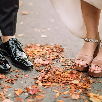 4 Reasons Why You'll Want to Get Hitched in the Fall