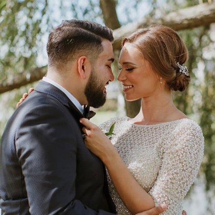 Thumbnail for Yuliya and Rudik's Classic Wedding at the Arlington Estate