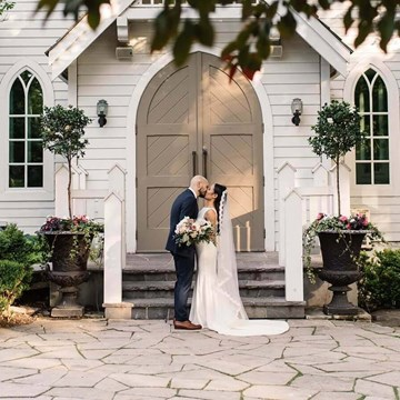 Megan and Aaron's Boho Chic Wedding at The Doctor's House