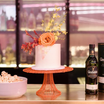 Love in Bloom Cakes featured in A July Pop Up Chapel Presented by Love By Lynzie at The Drake…