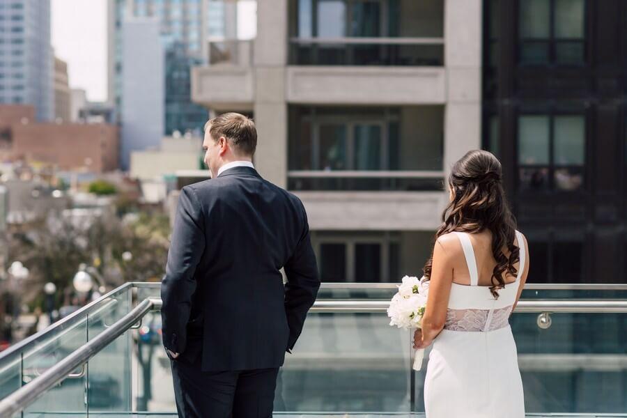 Wedding at Four Seasons Hotel Toronto, Toronto, Ontario, Purple Tree Wedding Photography, 16