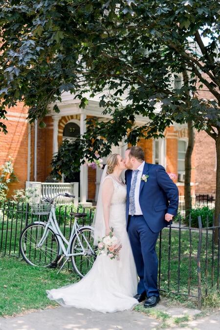 Wedding at The Drake Hotel, Toronto, Ontario, 34