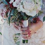mother's wedding dress