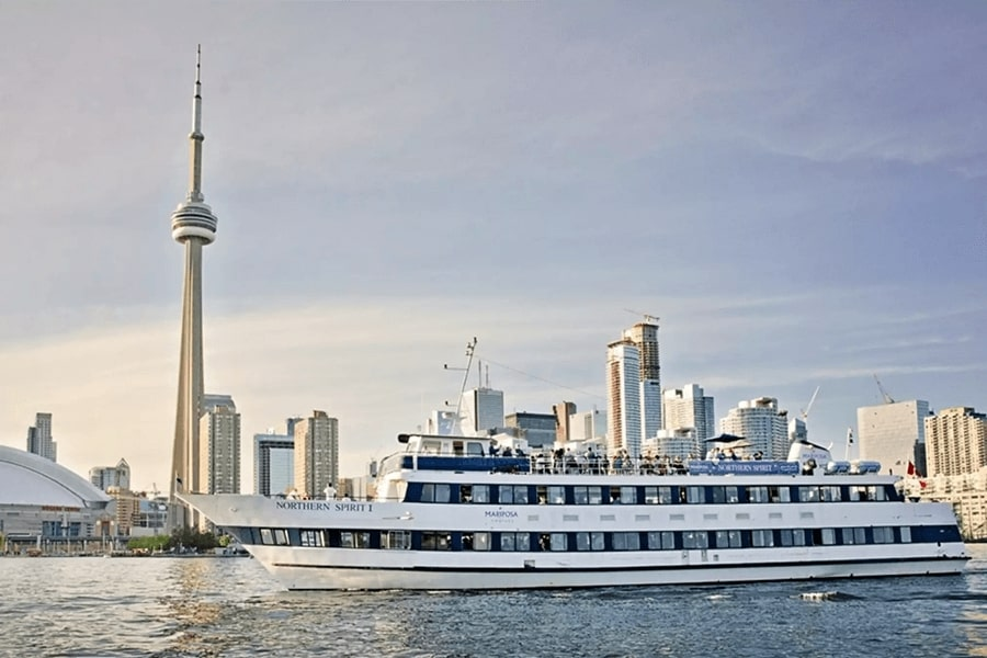 9 toronto cruise lines capable of hosting your epic summer event, 11