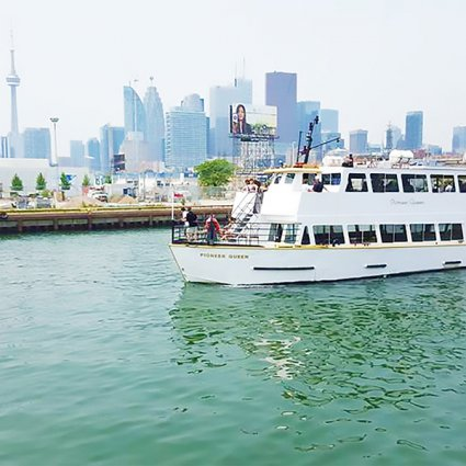 Pioneer Cruises featured in 9 Toronto Cruise Lines Perfect for Hosting Your Wedding or Sp…