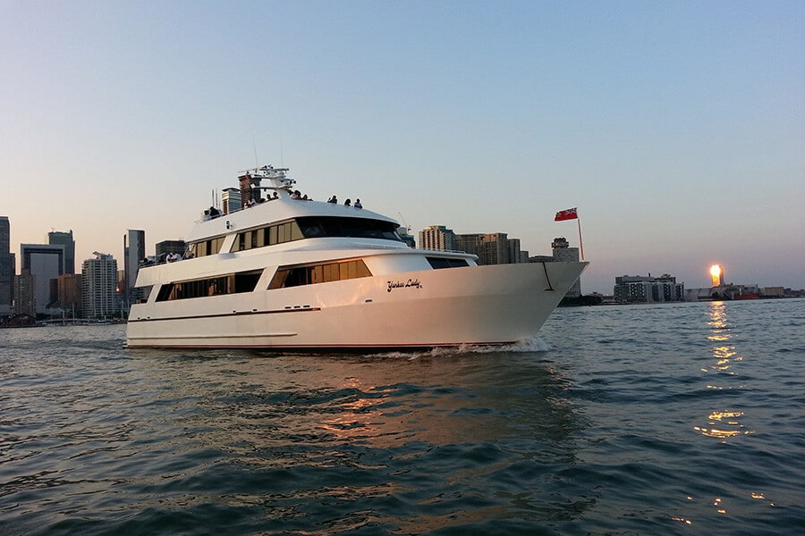 Carousel images of Yankee Lady Yacht Charters