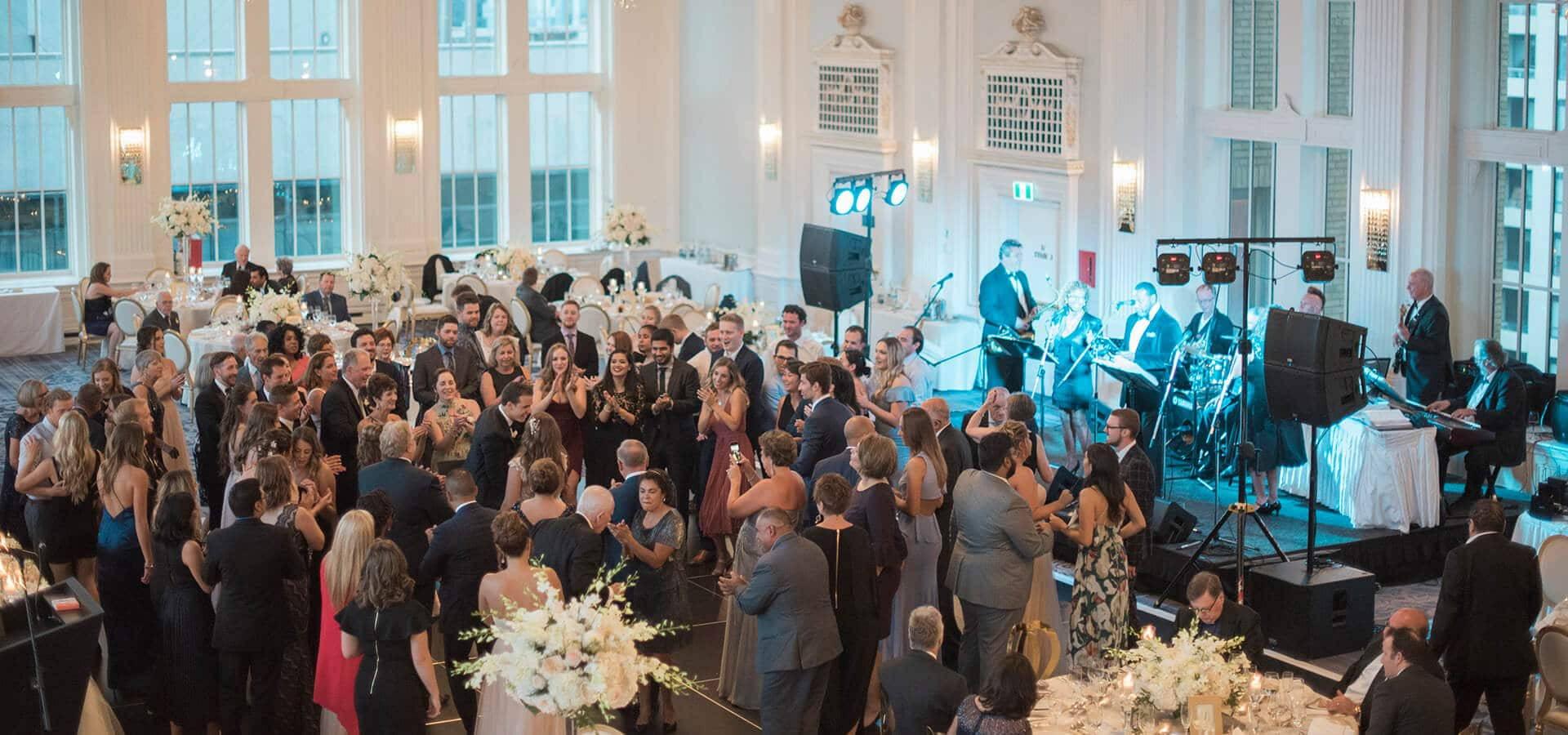 Large Wedding