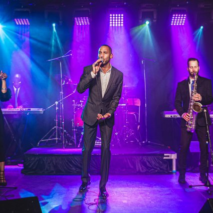 The DNA Project featured in Toronto's Most Popular Live Bands on EventSource