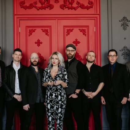 Electric Blonde featured in Toronto's Most Popular Live Bands on EventSource