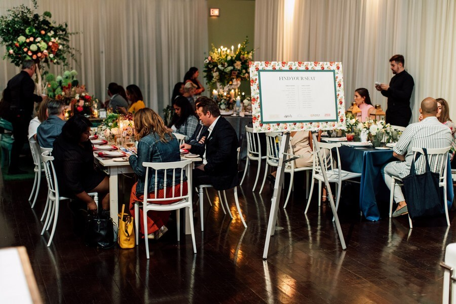 toben food by designs presents the save or splurge event at the design exchange, 50