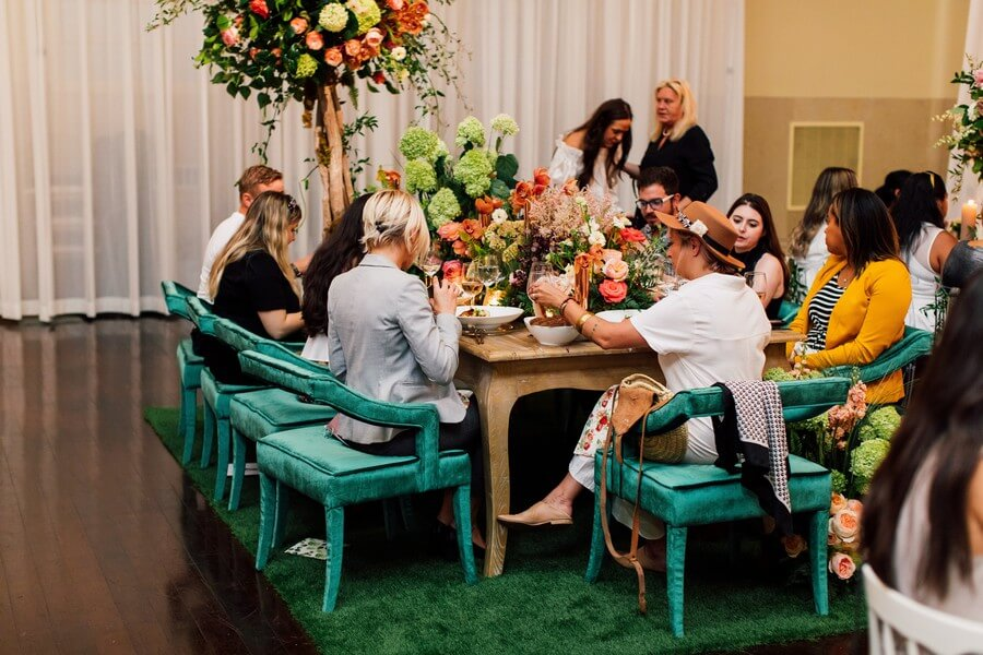 toben food by designs presents the save or splurge event at the design exchange, 53