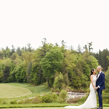 Stefanie and Mark's Elegant Wedding at Copper Creek