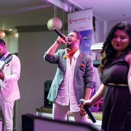 Bongo & B Entertainment featured in Toronto's Most Popular Live Bands on EventSource