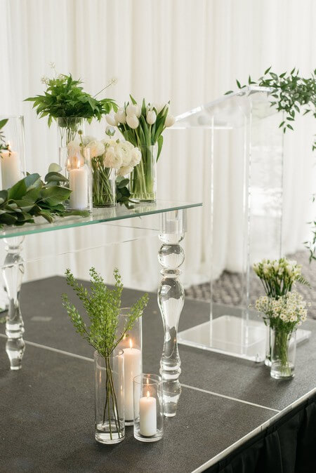 Classically Elegant Wedding